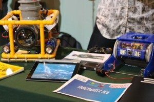Edingburgh Mini Maker Faire ROV's
