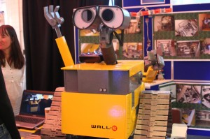Edinburgh Wall-E