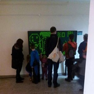 Aberduino Video Wall